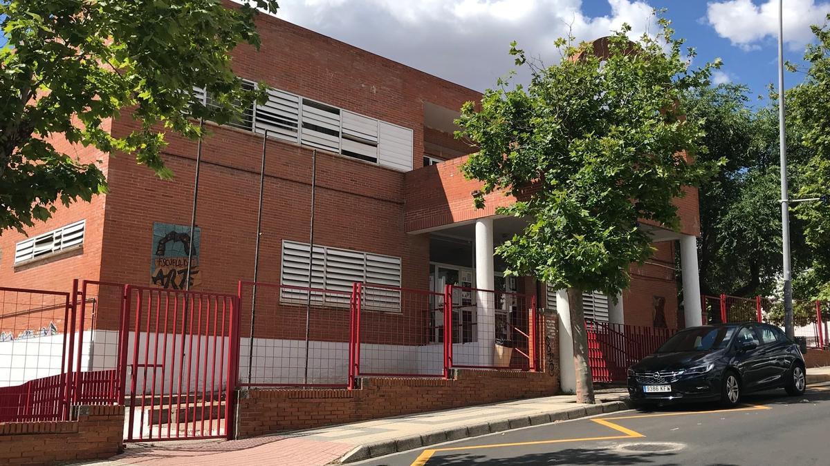 La Escuela de Arte y Superior de Diseño de Mérida (EASD).
