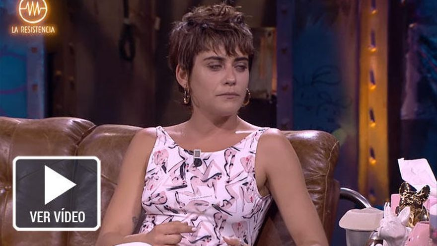 La impactante respuesta de María León a las preguntas más comprometidas de Broncano