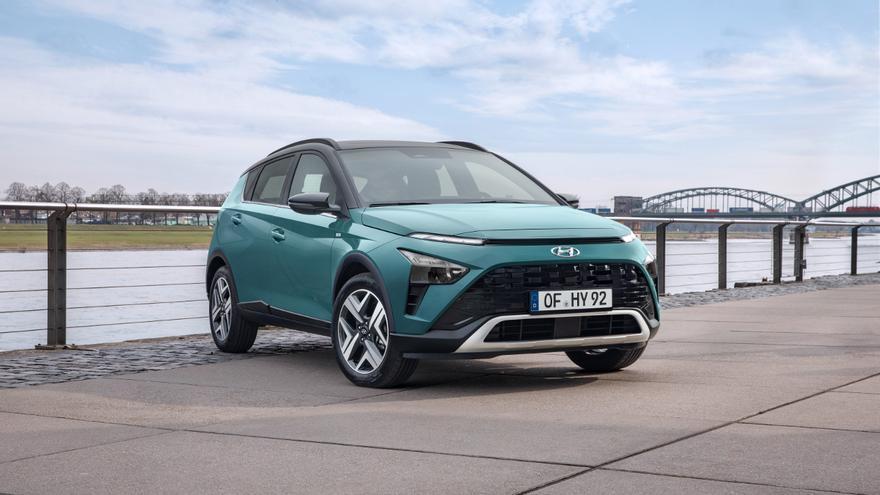 Hyundai completa su apuesta SUV con el Bayon