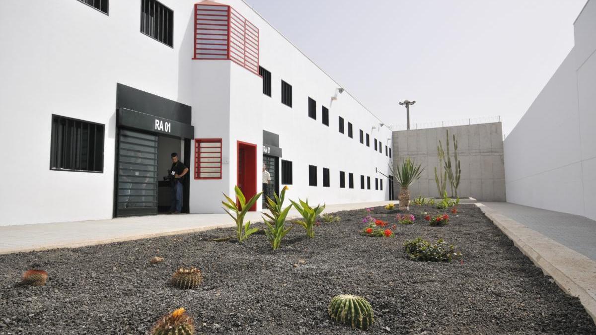 Centro penitenciario de Tahíche.