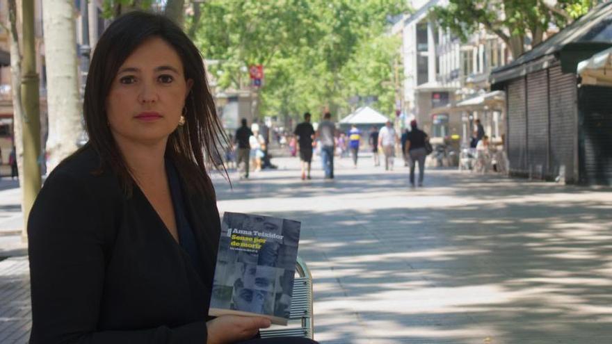 Anna Teixidor: «L'imam de Ripoll va buscar feina a Berga i Balaguer, on podia passar desapercebut»