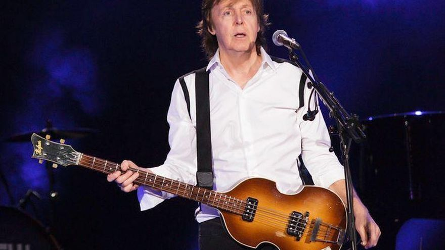 Paul McCartney suspende su concierto en Barcelona