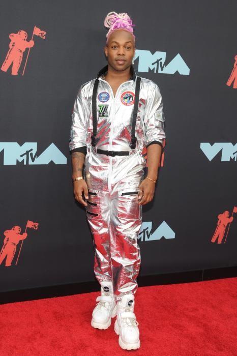 Todrick Hall, en los MTV Video Music Awards 2019