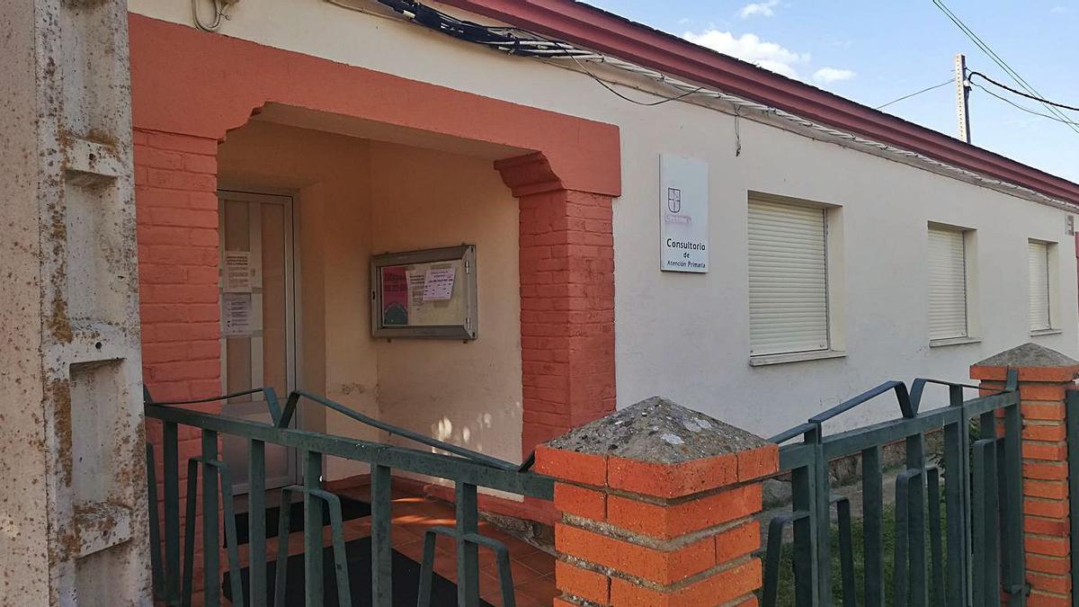 Consultorio médico de Santa Croya de Tera. | C.G.R.