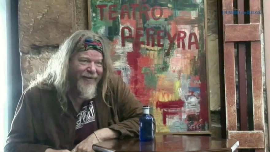 Eric-Jan Harmsen, propietario del Teatro Pereyra Ibiza