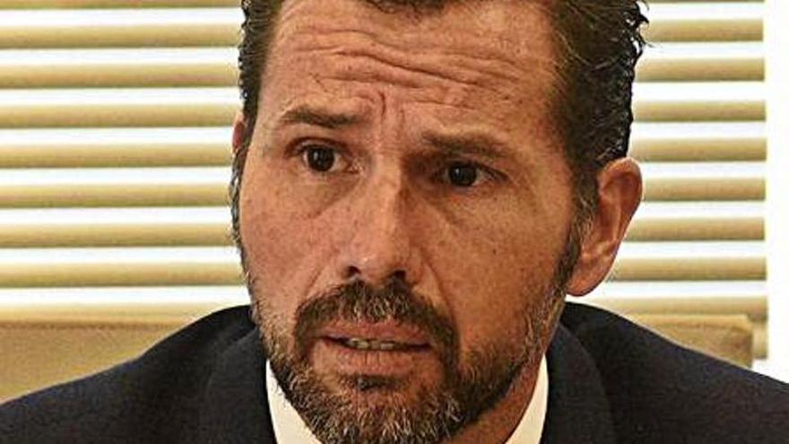 Mario Gómez antepone ahora los presupuestos a las mociones de censura