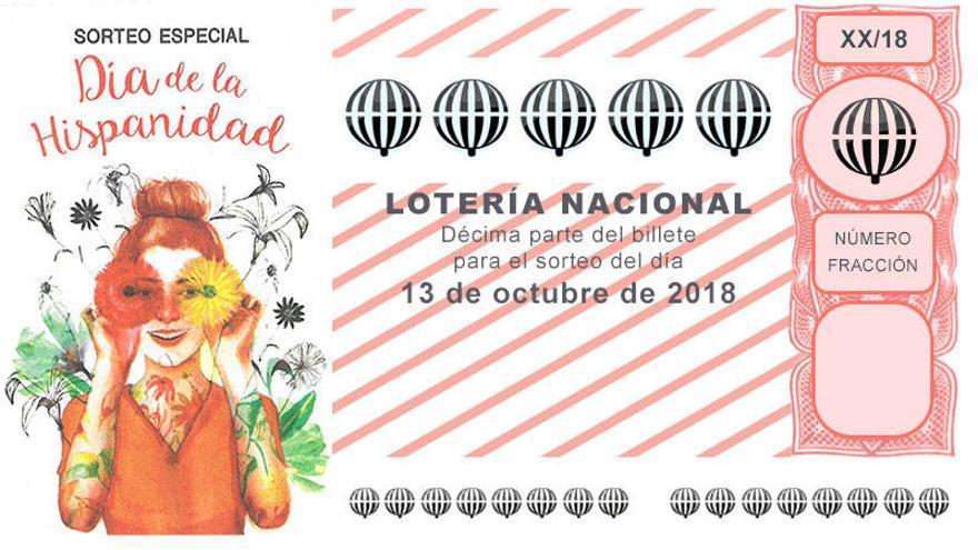 El sorteo de la Hispanidad de Lotería Nacional deja 50.000 euros en Sant Antoni
