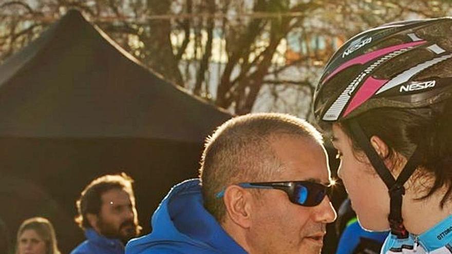 El ciclismo gallego llora la muerte de su seleccionador Guillermo Sande