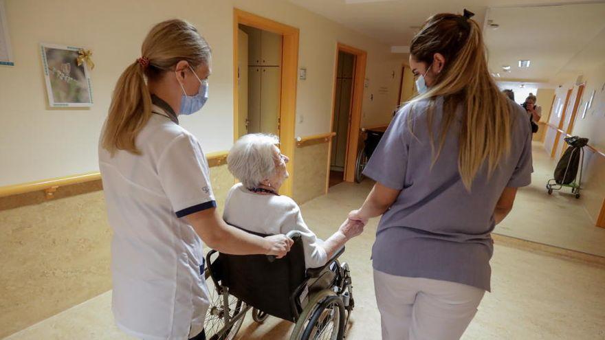 Torres asegura que hay más inspectores para el control de las residencias de mayores
