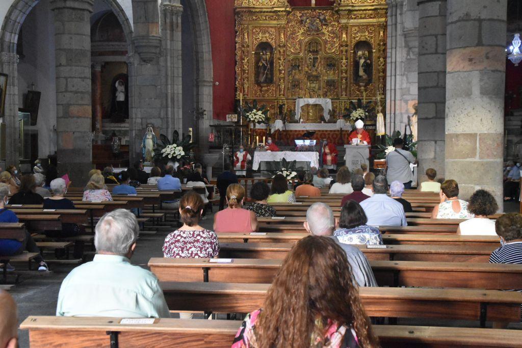 Celebración del Cristo de Telde (14/09/21)