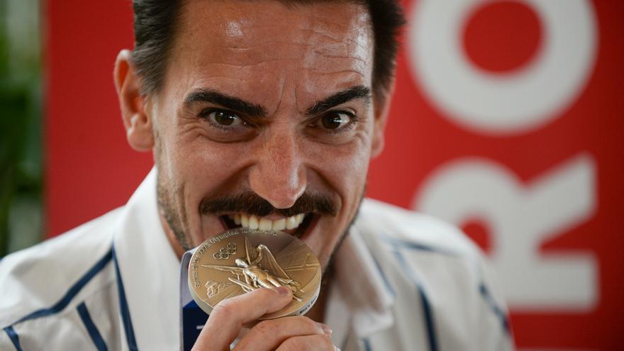 """Damián Quintero: """"Es una locura tener una medalla olímpica y más siendo karateca"""""""