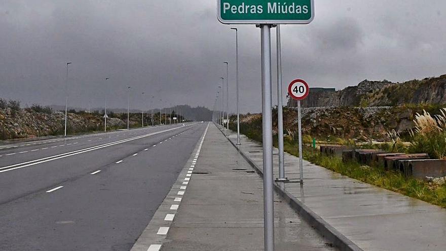 La Xunta contrata por 3,1 millones la obra del colector para llevar agua al polígono de Morás