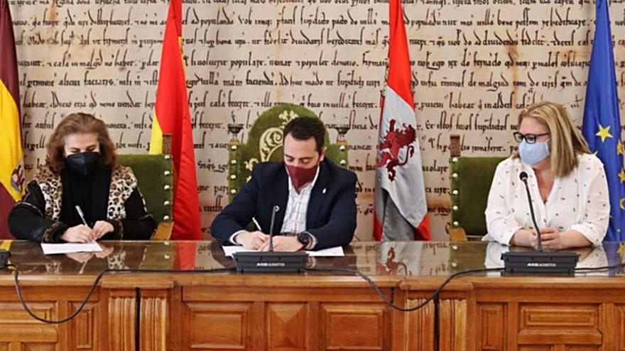 La coral de Benavente recibirá del Ayuntamiento 9.600 euros para su programa de actuaciones