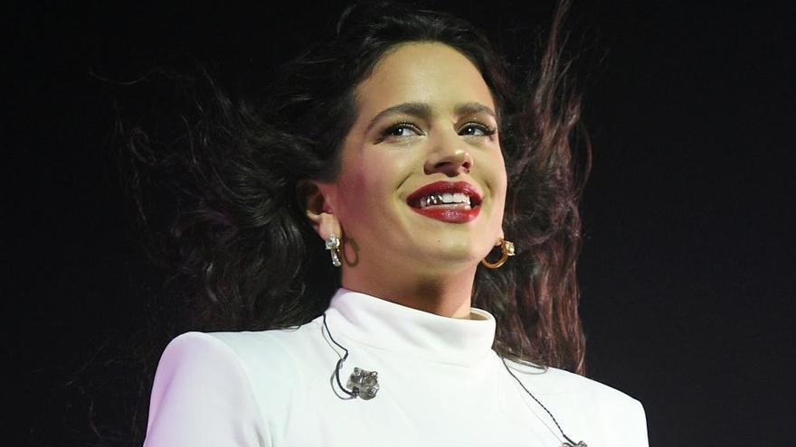 Rosalía, una 'Kardashian' más en el cumpleaños de Stormi