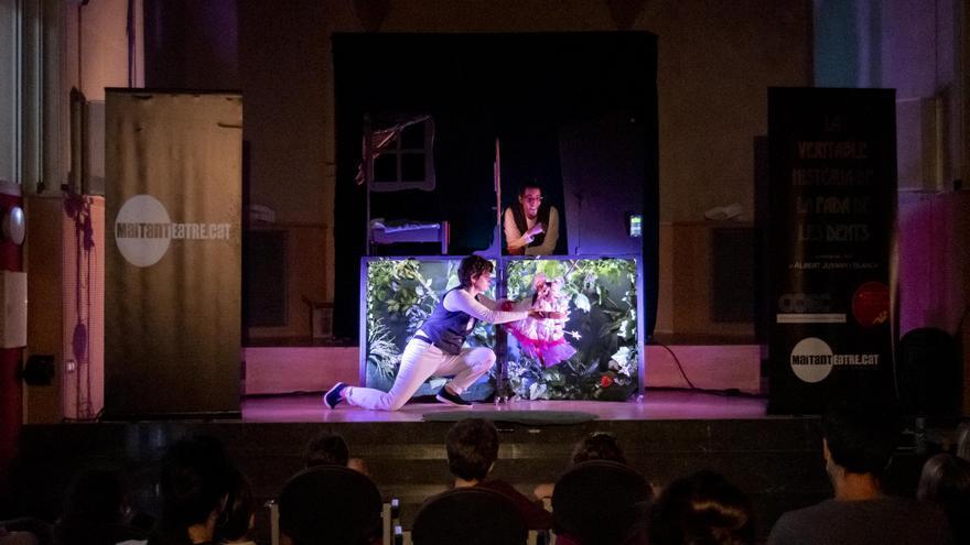 «La veritable història de la fada de les dents», un espectacle de Mai Tant Teatre