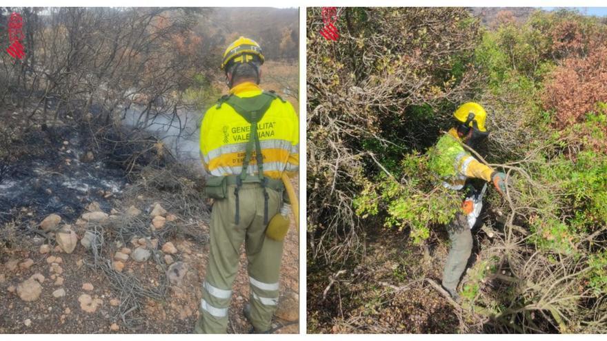 Azuébar pide al Gobierno ser «más explícito» en las ayudas por el incendio forestal