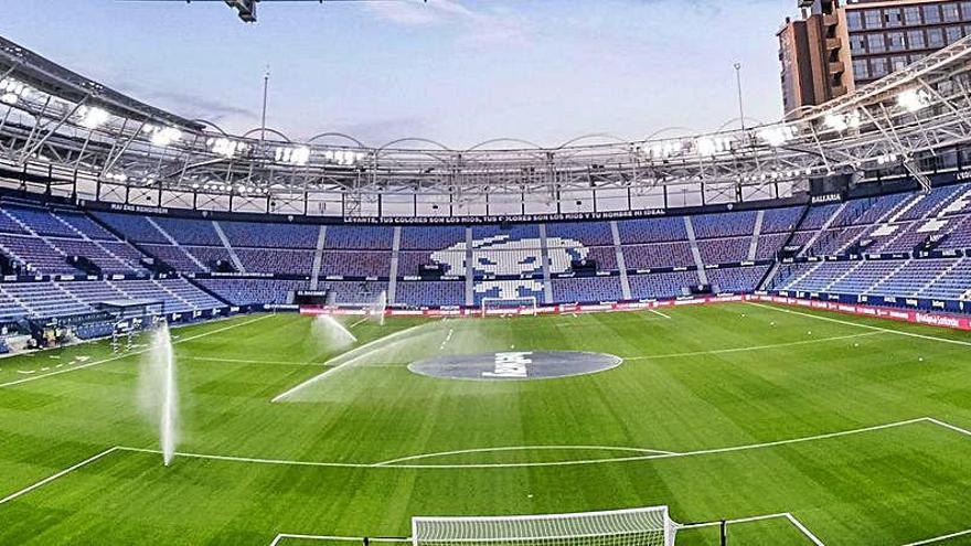 El Ciutat volverá a albergar un partido del Levante con público