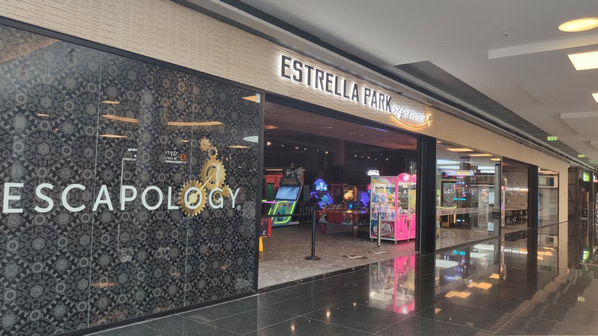 Estrella Park Experience en Marineda City.