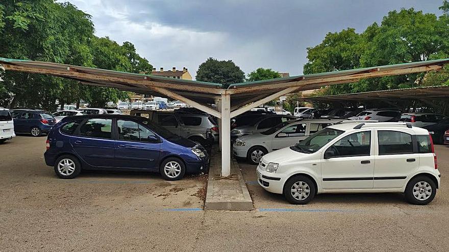 El Pi se desmarca del parking de Cetre de Sóller que Simarro lleva hoy a pleno