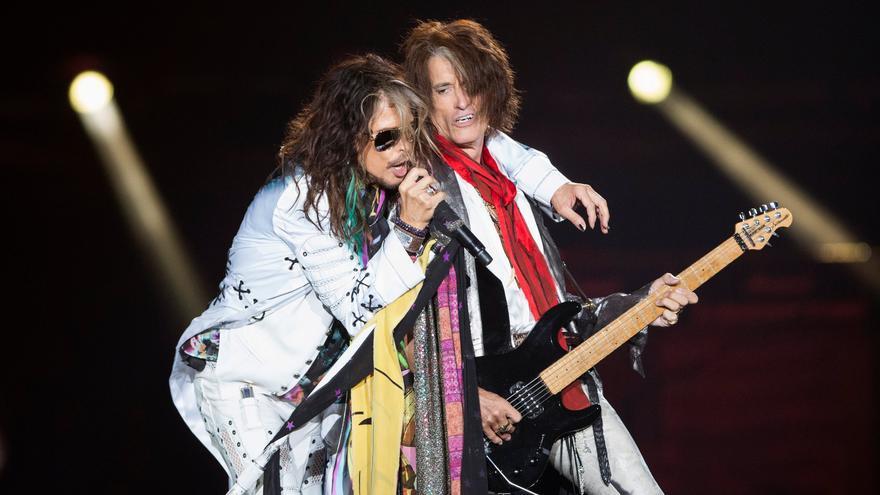 Aerosmith pospone su concierto en el Wanda Metropolitano de Madrid a 2022
