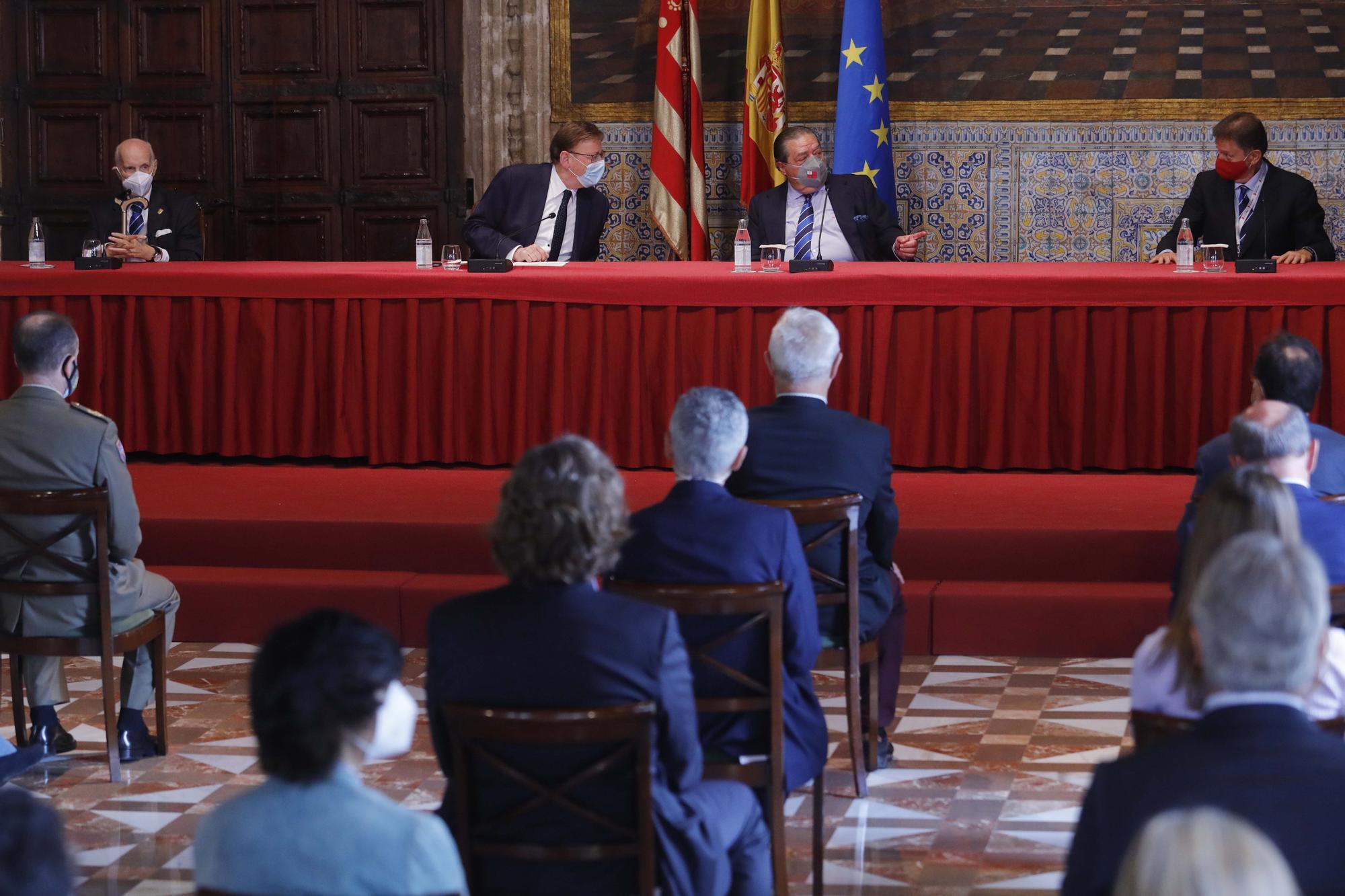 Así ha sido la proclamación de la 33 edición de los Premios Jaume I