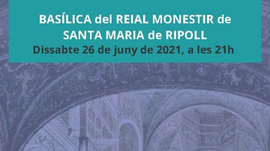 Cor Cantus Firmus de Montserrat a Ripoll