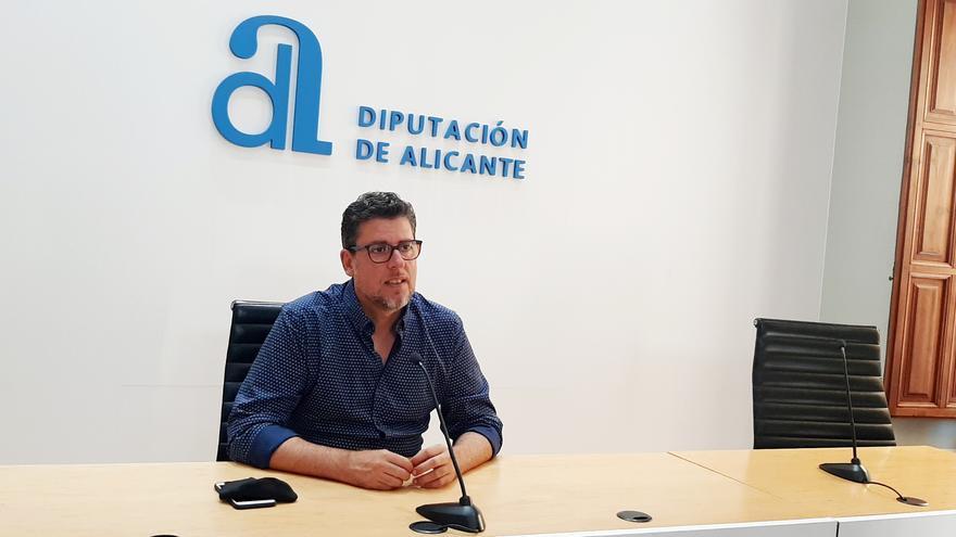 La Diputación crea una comisión para agilizar la tramitación de subvenciones