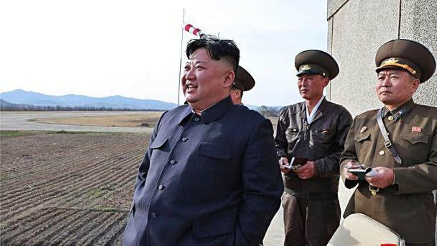 Kim exigeix a Trump més flexibilitat en la desnuclearització de Corea