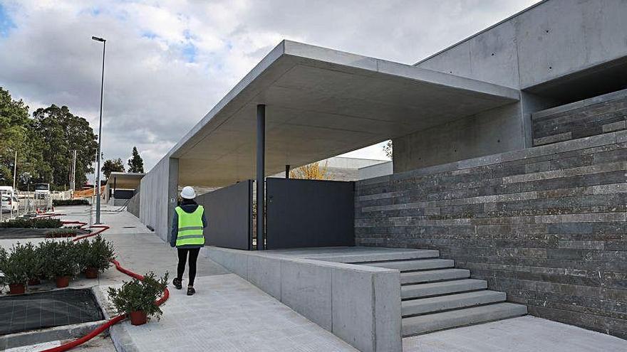 La guardería de la Fundación Amancio Ortega en Bembrive, con 82 plazas, ya está finalizada