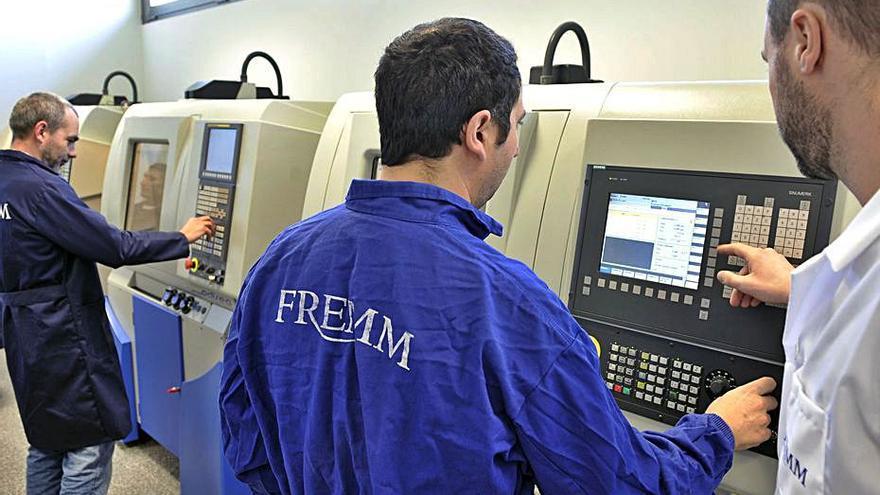 La Fremm busca 150 trabajadores para su rápida incorporación