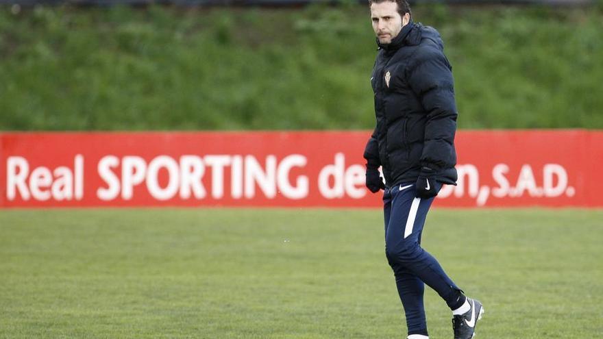 """Baraja: """"El Sporting debe tener la ambición de ganar en cualquier campo"""""""