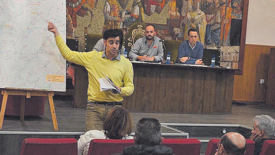 La mancomunidad ETAP Benavente y Los Valles quieren abrirse a más municipios de la zona