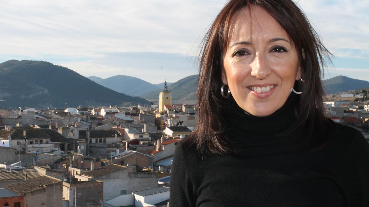 María Dolores Muñoz, alcaldesa de Bullas