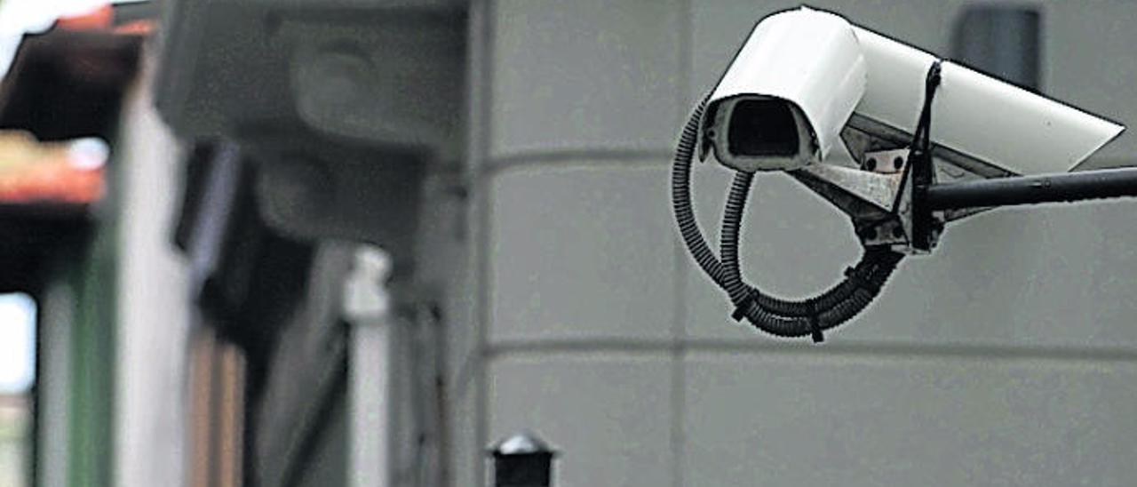 Las videocámaras de seguridad no están conectadas al Cemelpa