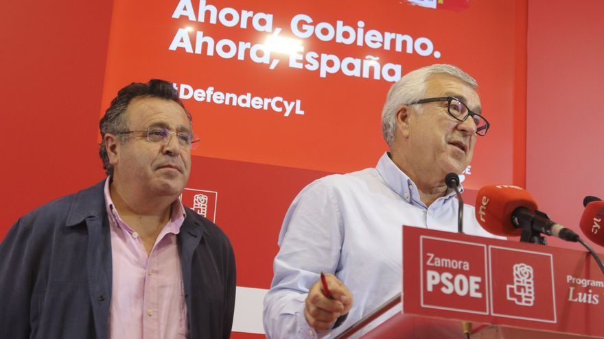 """El PSOE de Zamora asegura que la campaña que reclama el PP para el medio rural """"ya está en marcha"""""""
