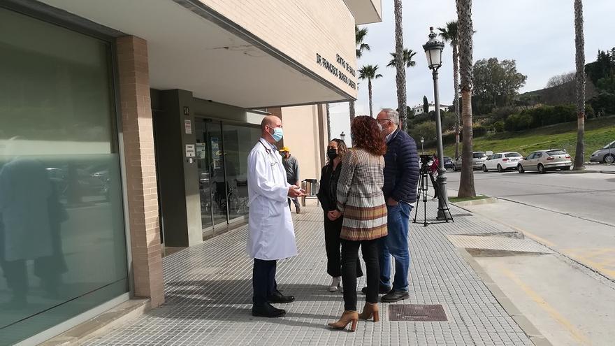 El Ayuntamiento crea un nuevo espacio Covid en el centro de salud de Alhaurín el Grande