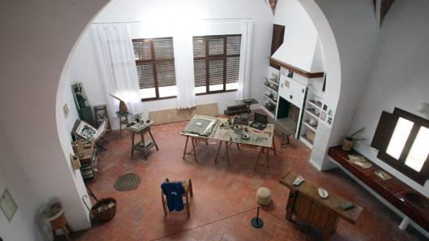 El Mas Miró obre les portes coincidint amb els 125 anys del naixement del pintor