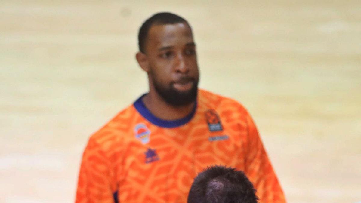 El Valencia Basket dependía de una carambola que finalmente no se cumplió.  | F. CALABUIG