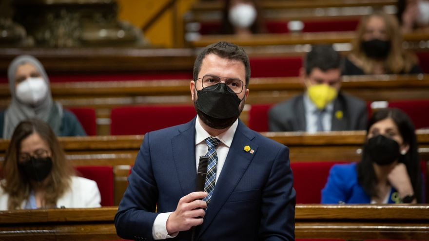 Aragonès crida a formar Govern «ja» i emplaça JxCat a «fer honor a la seva paraula»