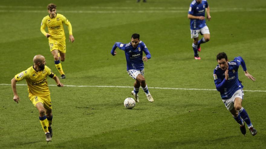 La crónica del Oviedo-Alcorcón: Anquela anula al equipo azul (1-1)
