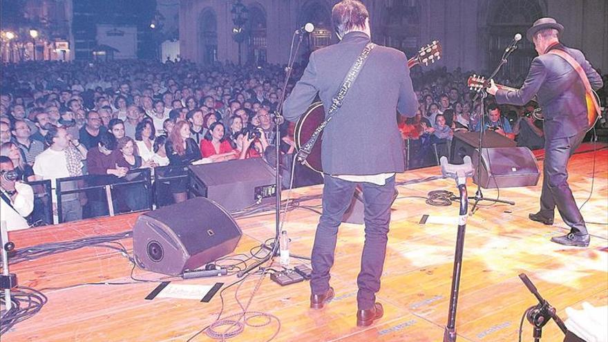 Ruiz se molesta al tomar Marco la iniciativa en los grandes conciertos