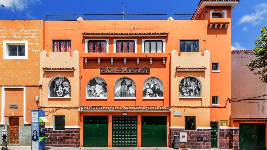 Centro Cultural (Antiguo Cine)