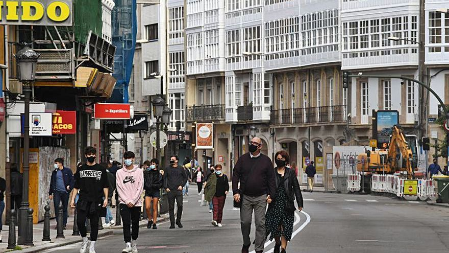 La calle San Andrés también será peatonal los domingos