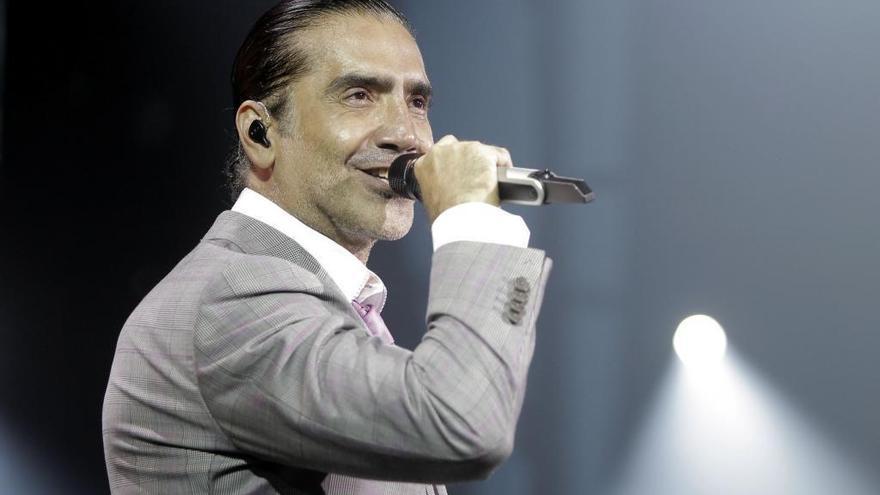 Alejandro Fernández actuará en el Coliseum en diciembre