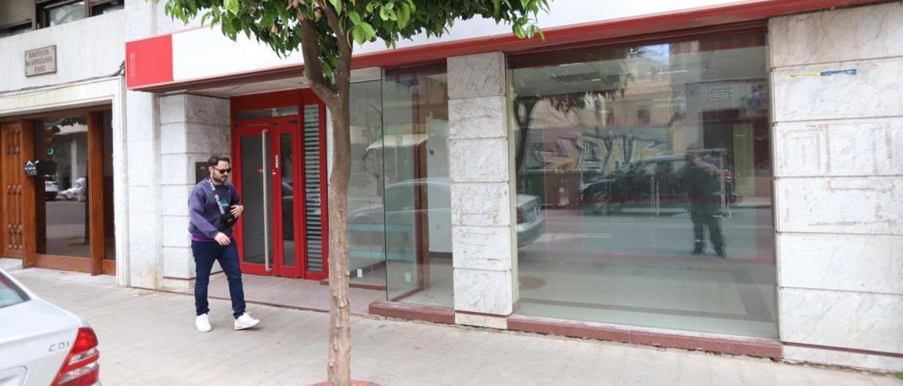 Local que abre como sede del candidato Bascuñana.