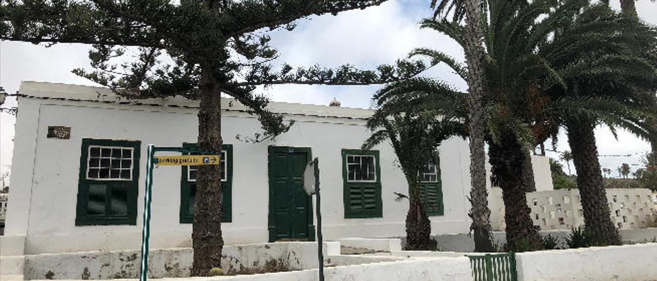 La Casa del Cura de Haría tendrá un centro de interpretación del palmeral