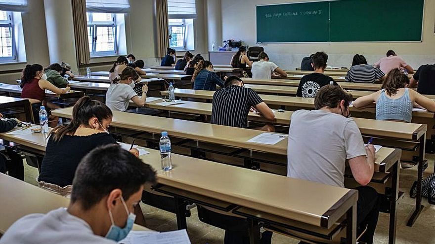 Nueva oportunidad de superar la EBAU para 113 alumnos zamoranos