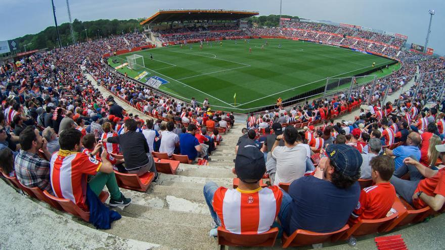 El Girona-Málaga de la 3ª jornada se jugaría el domingo