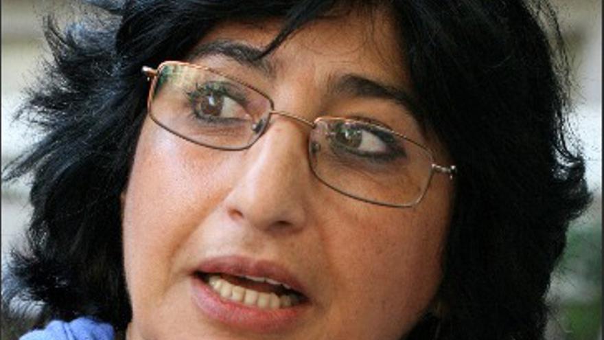 """Nazanín Armanian, politóloga y escritora: """"Hay que estar informado y organizarse para frenar la regresión de la mujer"""""""