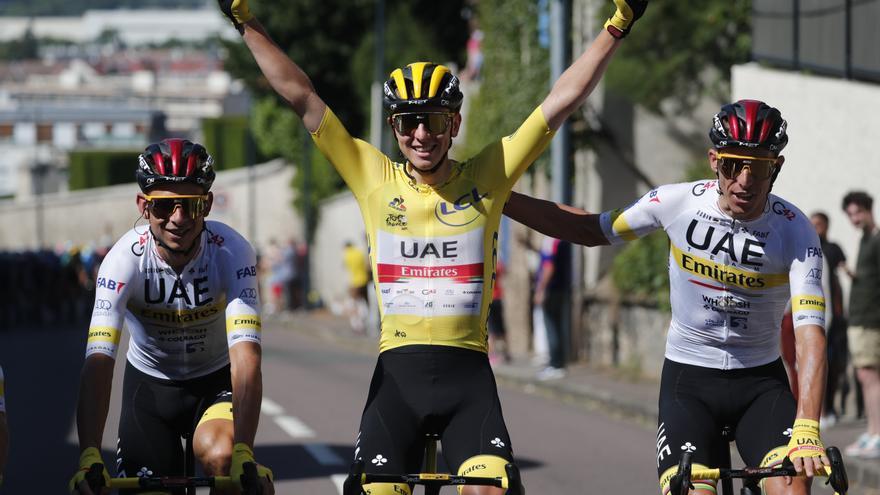 Así queda la clasificación general del Tour de Francia tras la etapa 21